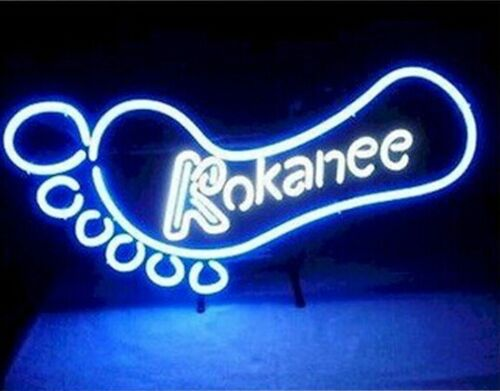 """New Kokanee Beer Neon Light Sign 19/""""x15/"""""""