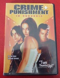 DVD-Movie-Crime-Punishment-in-Suburbia-Crime-Chatiment-en-ville