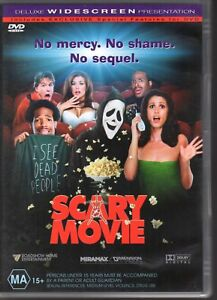 SCARY-MOVIE-DVD-R4-2010-Good-Condition-FREE-POST