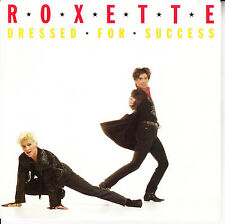 """ROXETTE  Dressed For Success & The Look PICTURE SLEEVE 7"""" 45 rpm vinyl record"""