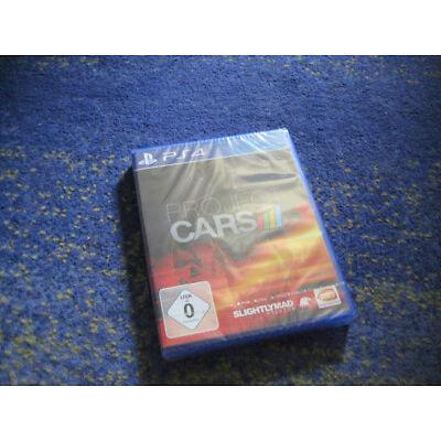 PS4 / Sony Playstation 4 Spiel - Project Cars DEUTSCH NEUWARE verschweisst