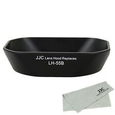 JJC Lens Hood replaces OLYMPUS LH-55B For Olympus M.Zuiko Digi ED 9-18mm f4-5.6