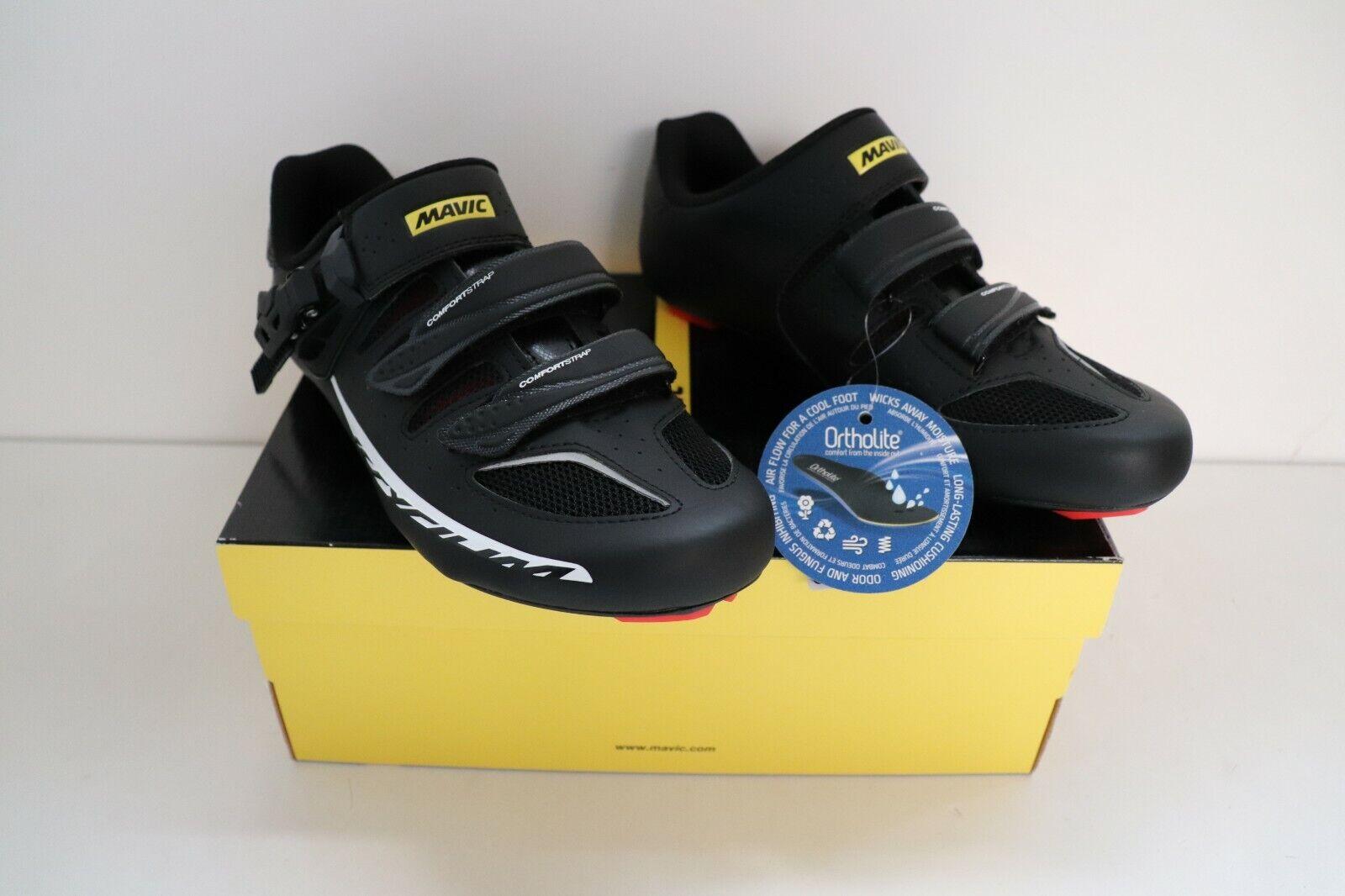 1 Paar Schuhe Herren Rennrad mavic ksyrium elite II Größe 40 2 3 -50%