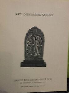 1977-Catalogo-De-Venta-Demuestra-Drouot-Art-De-Extreme-Orient