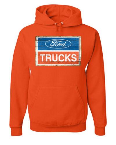 FORD camions vieux SIGNE une licence à Capuche American Classic Built Tough Sweat