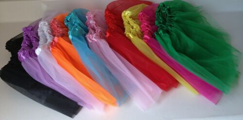Lot 1//5//10 Soft Tutus Ballet Dress Princess DanceCostume Party Girls Kids Skirt