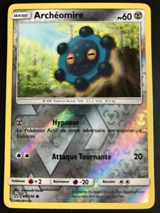 Carte-Pokemon-ARCHEOMIRE-86-156-REVERSE-Soleil-et-Lune-5-SL5-FR-NEUF