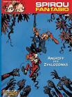 Spirou & Fantasio, Band 49: Angriff der Zyklozonks von Fabien Vehlmann und Yoann (2010, Taschenbuch)
