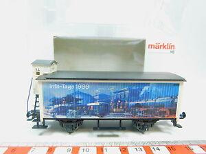 AW971-0-5-Maerklin-Marklin-H0-AC-Somo-Gueterwagen-Info-Tage-1999-NEM-KK-NEUW-OVP