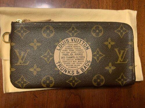 Authentic Louis Vuitton Monogram Complice Trunks &