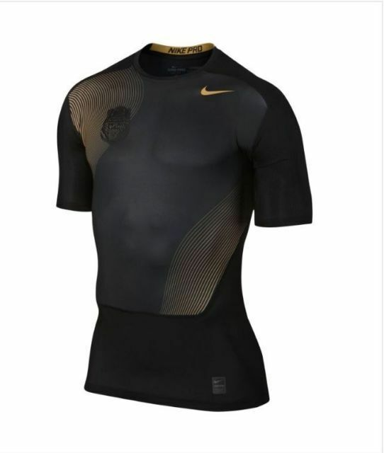 Hypercool Compression 3.0 Graphic Nike Base layers Short Sleeves Men