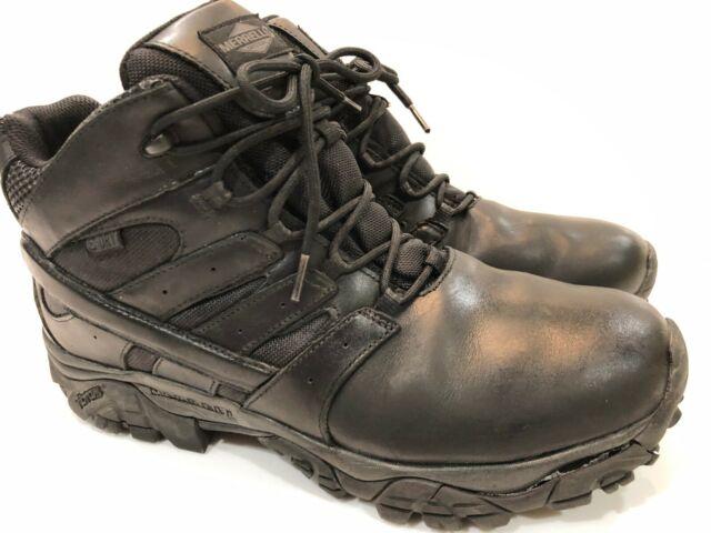 a930962fa0 Merrell Men Moab 2 Mid Tactical Response Waterproof Boot Size 13