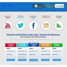 Social Media Portal PHP Script zum Geld verdienen