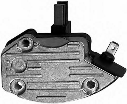 Single Alternator 5DR004242-021 by Hella Genuine OE