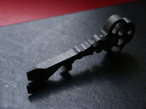 Titanium Keychain Pendant Bottle Opener Screwdriver Crowbar Pry Bar EDC TOOLS