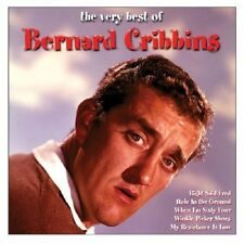 Bernard Cribbins Very Best Of CD NEW Comedy Right Said Fred/Hole In The Ground+