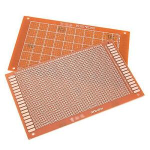5er-DIY-Prototype-Prototyp-Papier-fr4-Universal-PCB-Matrix-Circuit-Board-9x15cm