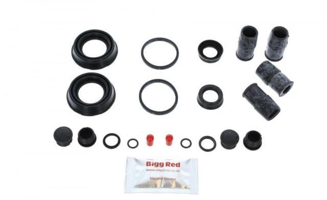 for MAZDA 3 SERIES 2008-2014 REAR L & R Brake Caliper Seal Repair Kit (3850)