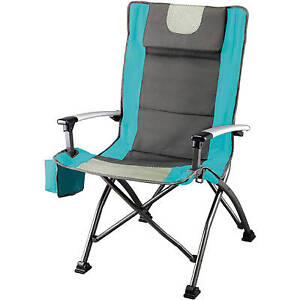 Ozark Trail High Back Chair hiking camping picnic Outdoor ...