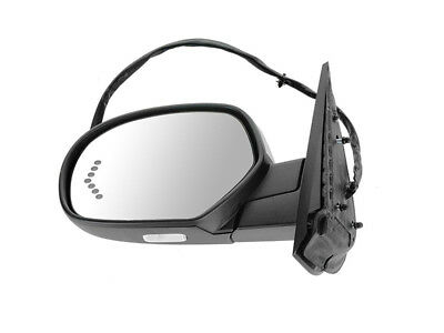 For GMC Suburban Silverado Sierra Tahoe 07-14 Power Folding Mirror W//Memory LH