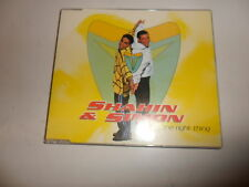 Cd   Shahin & Simon  ‎– Do The Right Thing
