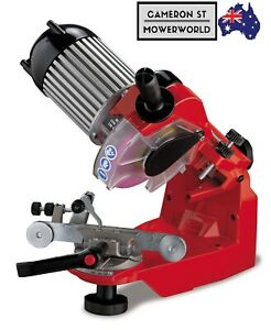 Tecomec-Chainsaw-Chain-Sharpener-Grinder-Jolly-Star-PRO-Bench-Made-Italy