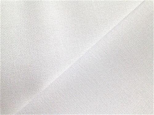White 28 count Brittney Lugana 50 x 70 cm even weave Zweigart fabric