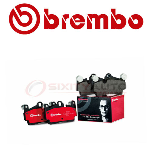 Brembo Rear Disc Brake Pad Set for 2011-2016 Scion tC Braking Stopping ly
