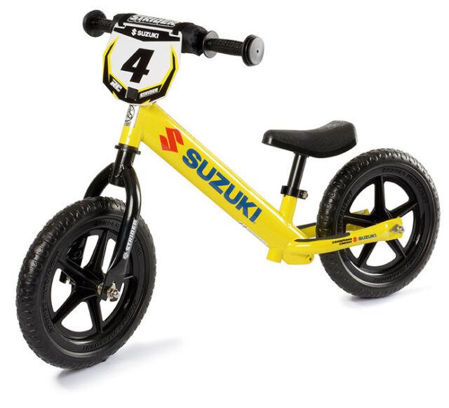 Laufrad Kiddie, Suzuki