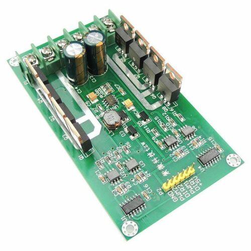 H-Bruecke DC Dual Motor Treiber PWM-Modul DC 3 ~ 36V 15A Spitze 30A IRF3205 1L7