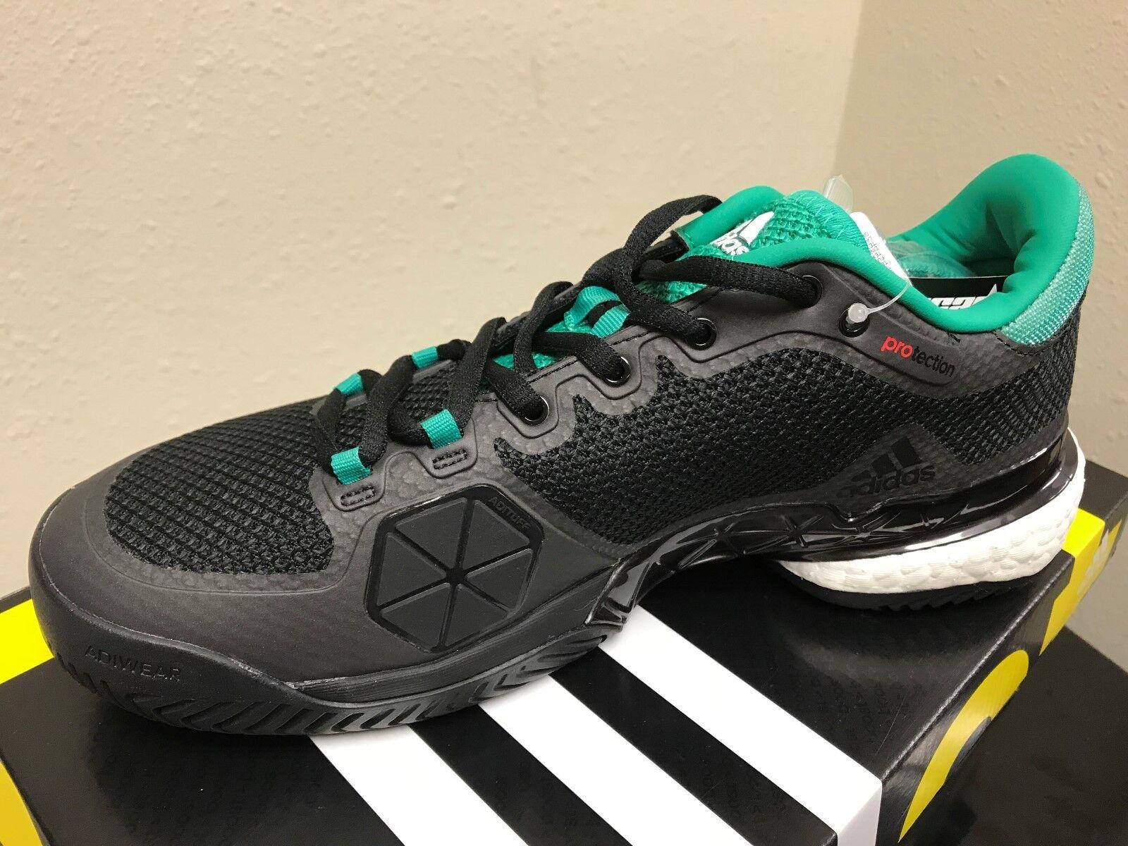Adidas Men's Tennis Barricade 2017 Boost Tennis Men's Shoe Style BA9103 b25158