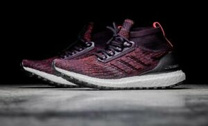 online retailer 2fb7d 1bafe Details about Adidas Ultra Boost ATR Mid Burgundy Size 13 DS maroon 12.5 14  3.0