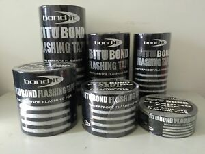 Bond It Self Adhesive Flashing Tape Flash Band Roofing