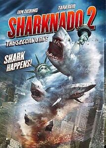 Sharknado 2: The Second One (DVD, 2014)