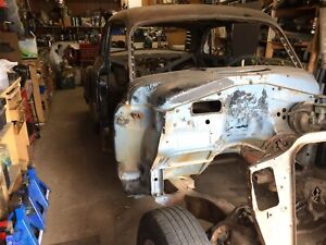 1952 Plymouth Cranbrook 2dr Sedan Project or Parts