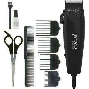 Wahl-Corded-Mens-Hair-Clippers-Haircutting-Kit-Trimmer-Shaver-Complete-Cut-Mains