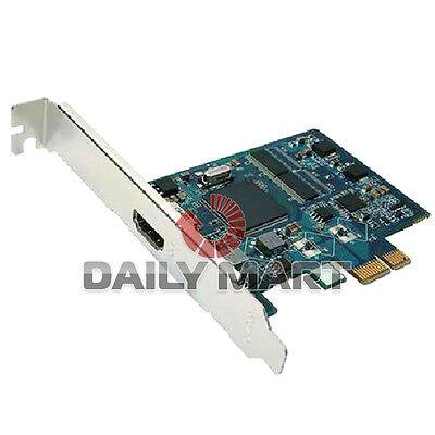 1080i 1080p 24 HDMI Input HD72A High-Def Video Grabber Capture PCI-E Card 720p