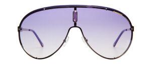 NIB Carrera 21 Light Gold Violet 99 Sunglasses 21 aviator pilot navigator