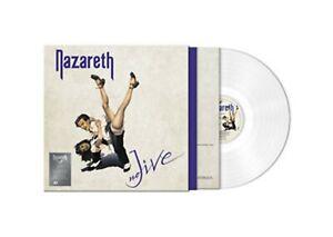 Nazareth-No-Jive-New-Clear-Vinyl-LP-Pre-Order-11th-October