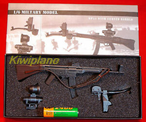 DRAGON 1:6 WW2 GERMAN MP44 STG44 CURVED BARREL RIFLE G/_MP44/_C
