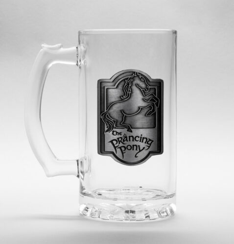 Le Seigneur des Anneaux Caracolant Pony drinkware 500 ml Bière Stein Verre
