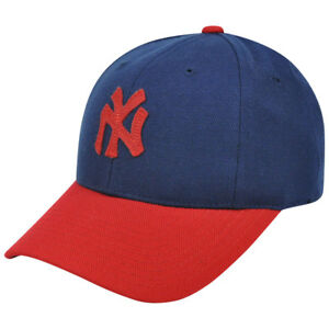 8973d720974 MLB New York Yankees American Needle Cooperstown 1910 Replica Fitted ...
