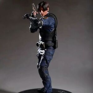 Game Resident Evil 2 Leon Scott Kennedy 1 6 Scale Pvc Figure