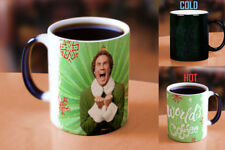 55c0dca49b7 Elf Morphing Mug Heat Sensitive 11oz Ceramic (World's Best Cup of Coffee)