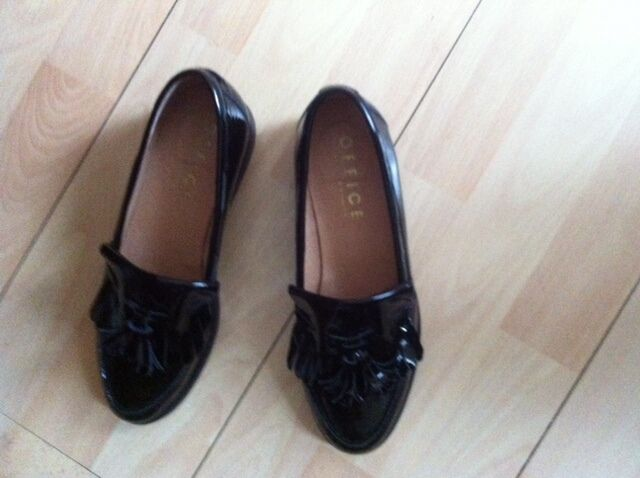 Womens Office Loafers shoes (uk 4 (37)