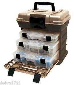 NEW-PLANO-1363-TOOL-GRAB-N-GO-TACKLE-BOX-PROLATCH-UTILITY-BOXES-FISHING
