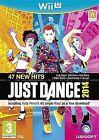 Just Dance 2014 for PAL Format Nintendo Wii U 3 WiiU 47 Hits Ubisoft