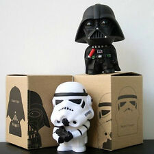 "Star Wars Movie 2pcs Set Darth Vader Storm Trooper Figure 10cm / 4"" New In Box"