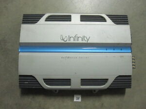 infinity 7541a reference series 4 channel 440w car stereo power amplifier ebay. Black Bedroom Furniture Sets. Home Design Ideas