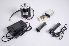 500W 24 V electric motor T8F kit w speed control Throttle & charger f scooter